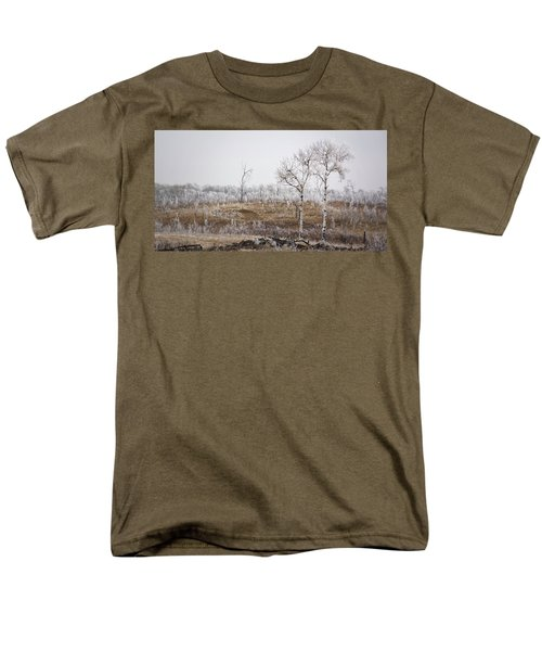 Paynton Pastures Men's T-Shirt  (Regular Fit) by Ellery Russell