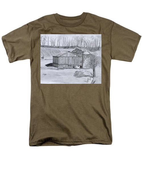 Peaceful Setting  Men's T-Shirt  (Regular Fit)