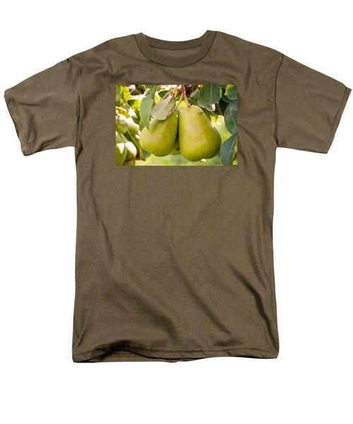 Pears In The Tree Men's T-Shirt  (Regular Fit) by Teri Virbickis