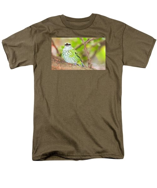 Men's T-Shirt  (Regular Fit) featuring the photograph Peep by Judy Kay