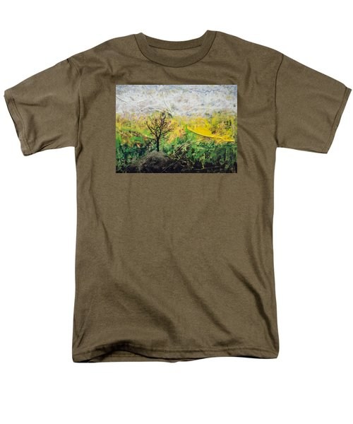 Peneplain Men's T-Shirt  (Regular Fit) by Ron Richard Baviello
