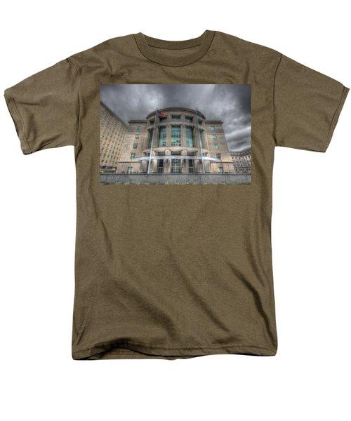 Pennsylvania Judicial Center Men's T-Shirt  (Regular Fit) by Shelley Neff