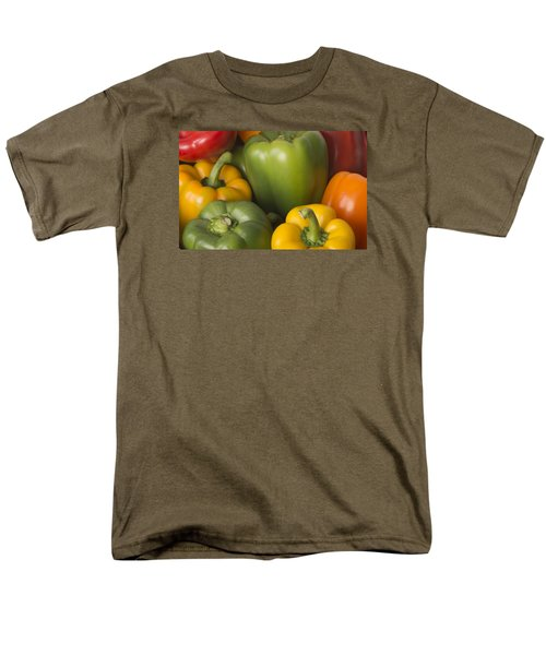 Peppered Delight Men's T-Shirt  (Regular Fit) by Laura Pratt