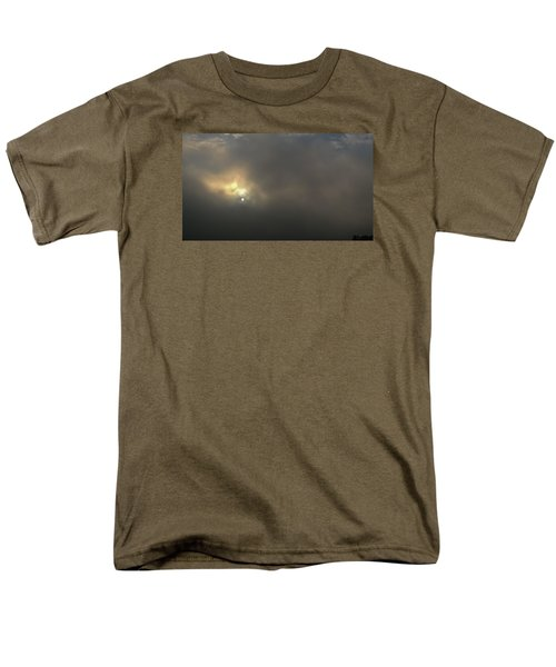 Men's T-Shirt  (Regular Fit) featuring the photograph Persevere by Carlee Ojeda