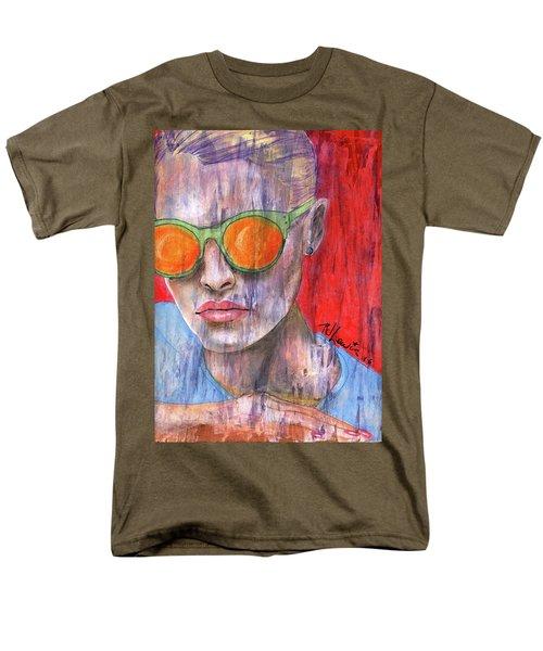 Peta Men's T-Shirt  (Regular Fit) by P J Lewis