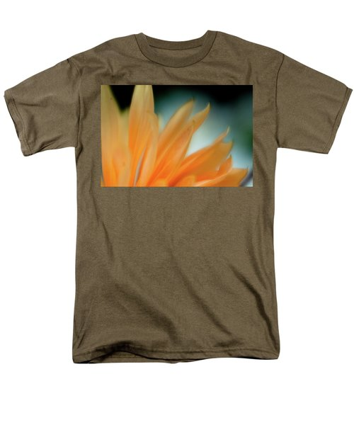 Men's T-Shirt  (Regular Fit) featuring the photograph Petal Disaray by Greg Nyquist
