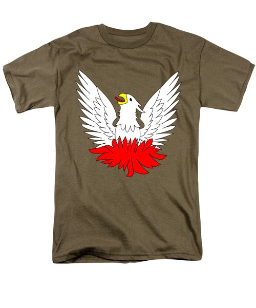 Phoenix Men's T-Shirt  (Regular Fit) by Frederick Holiday