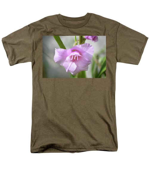 Men's T-Shirt  (Regular Fit) featuring the photograph Pink Blush by Terence Davis