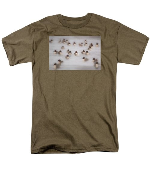 Men's T-Shirt  (Regular Fit) featuring the photograph Pintail Repeat  by Kelly Marquardt