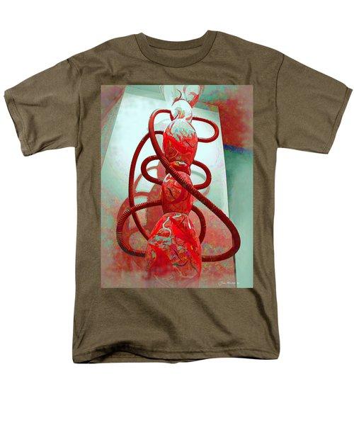 Pipe Dreams Men's T-Shirt  (Regular Fit) by Joan  Minchak