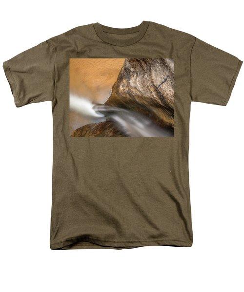 Men's T-Shirt  (Regular Fit) featuring the photograph Pleasurable Contemplation by Dustin LeFevre