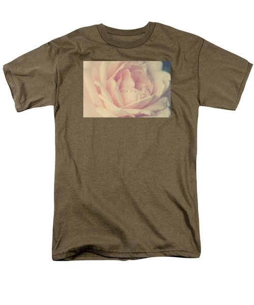 Men's T-Shirt  (Regular Fit) featuring the photograph Poesie D' Amour by The Art Of Marilyn Ridoutt-Greene
