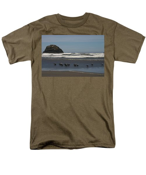 Poetry In Motion Men's T-Shirt  (Regular Fit) by Marie Neder