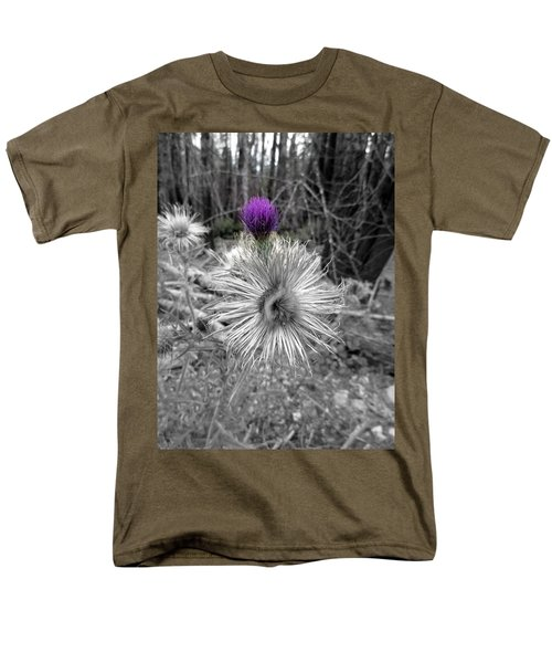 Men's T-Shirt  (Regular Fit) featuring the photograph Poof by Marie Neder