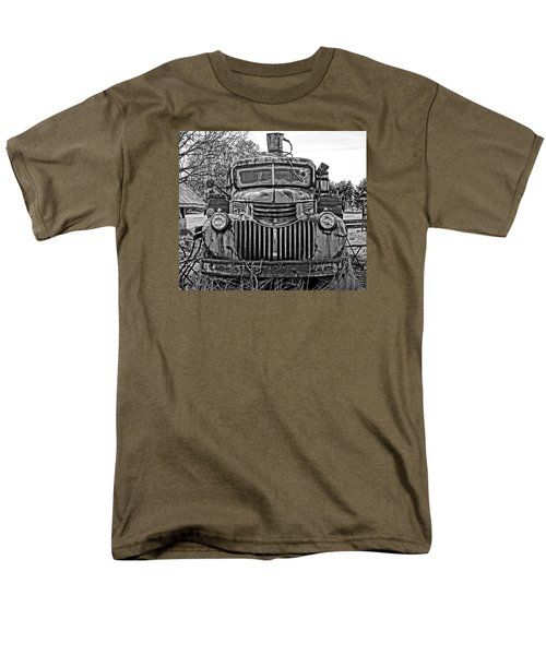 Popcorn Sutton Men's T-Shirt  (Regular Fit) by Keri Butcher