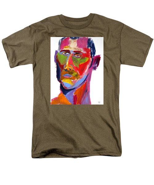 Portrait Prez Men's T-Shirt  (Regular Fit) by Shungaboy X