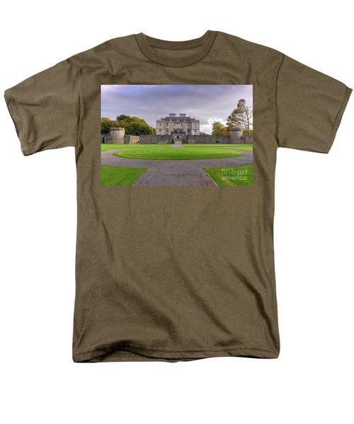 Portumna House  Men's T-Shirt  (Regular Fit) by Juergen Klust