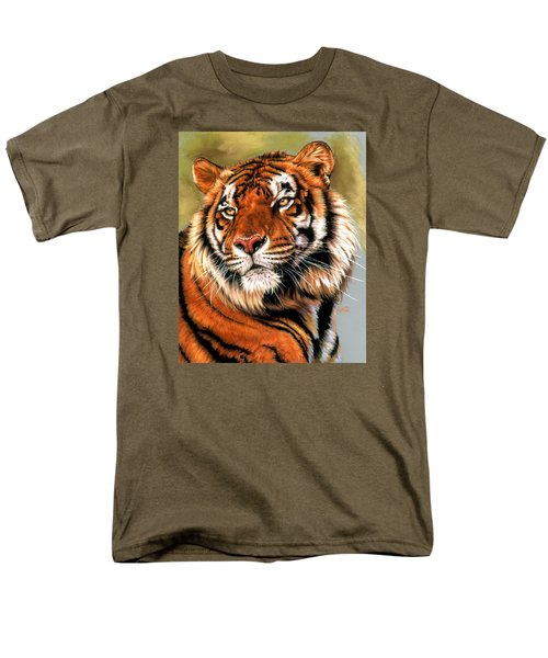 Power And Grace Men's T-Shirt  (Regular Fit) by Barbara Keith