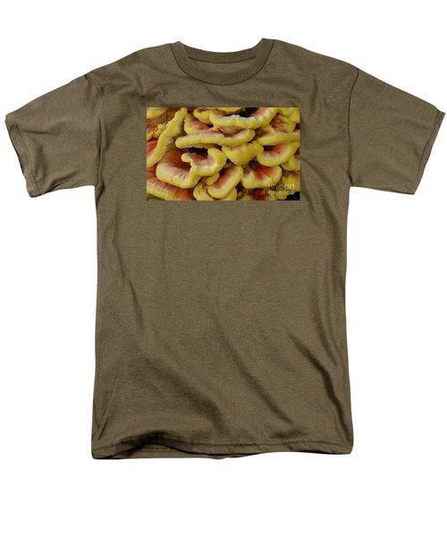 Pretty Chicken Men's T-Shirt  (Regular Fit) by Randy Bodkins