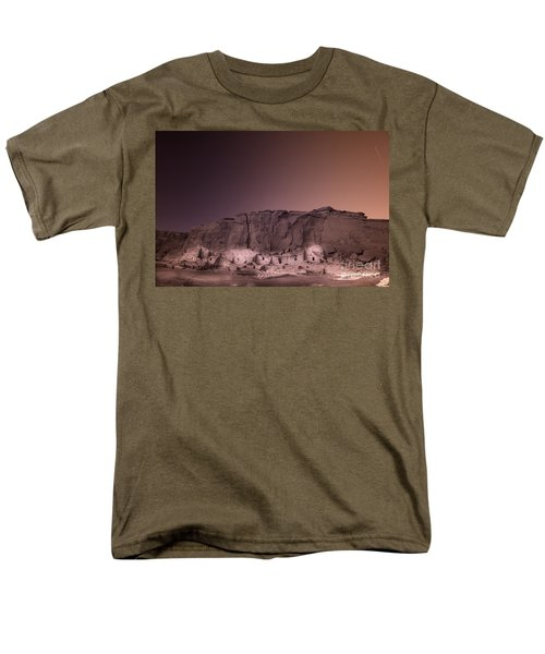 Pretty Village Chaco  Men's T-Shirt  (Regular Fit) by William Fields