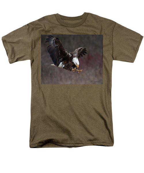 Prey Spotted Men's T-Shirt  (Regular Fit) by CR Courson