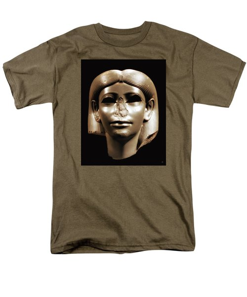 Princess Sphinx Men's T-Shirt  (Regular Fit) by Nigel Fletcher-Jones