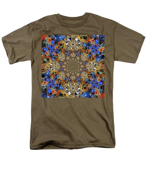 Prismatic Glasswork Men's T-Shirt  (Regular Fit) by Nick Heap