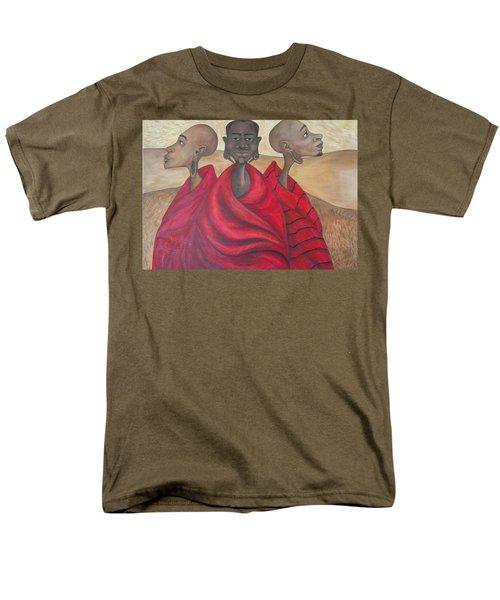 Protectors Men's T-Shirt  (Regular Fit) by Jenny Pickens