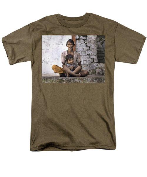 Proud Father Men's T-Shirt  (Regular Fit) by John Hansen