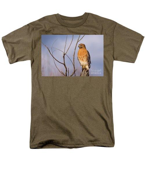 Proud Profile Men's T-Shirt  (Regular Fit) by Charles Hite