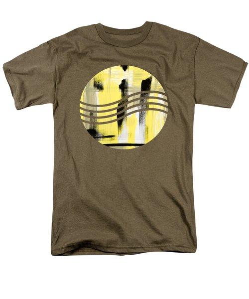 Pure Spirit Abstract Men's T-Shirt  (Regular Fit)