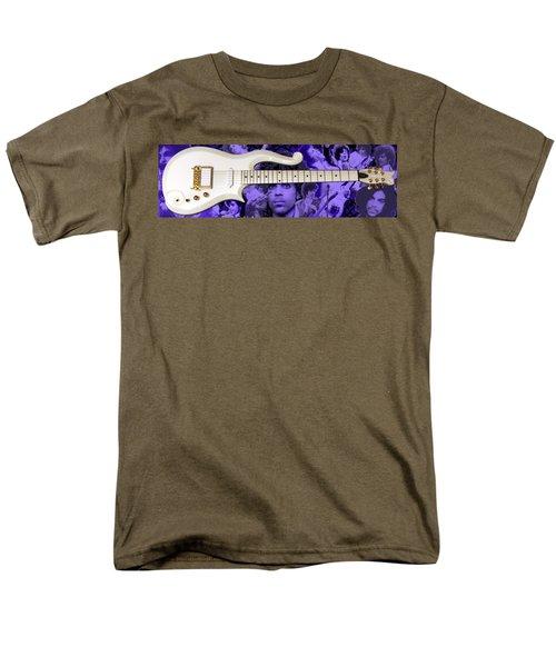 Purple Reign Men's T-Shirt  (Regular Fit) by Daniel Rojas