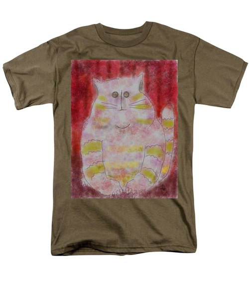 Pussy Cat Men's T-Shirt  (Regular Fit)