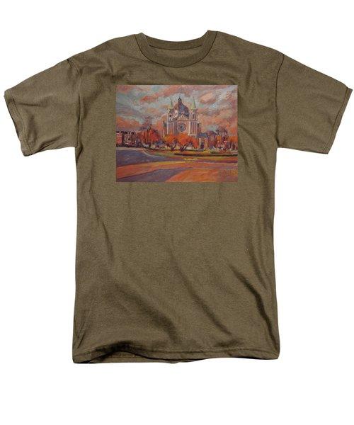 Queen Emma Square In Autumn Colours Men's T-Shirt  (Regular Fit)