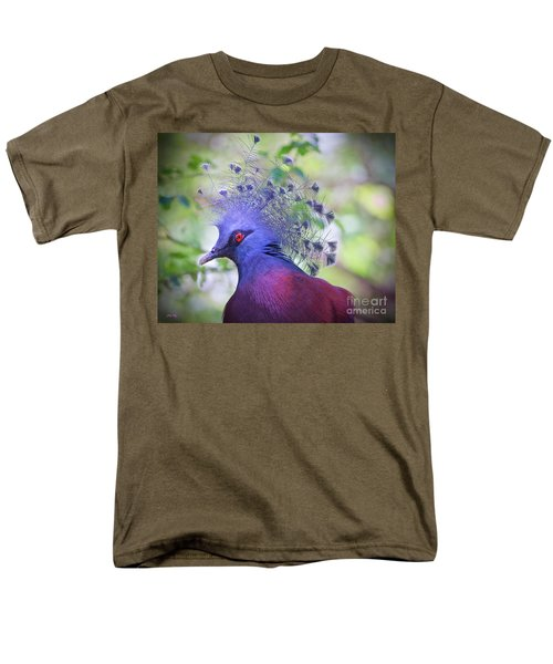Queen Of The Birds Edition 2 Men's T-Shirt  (Regular Fit) by Judy Kay