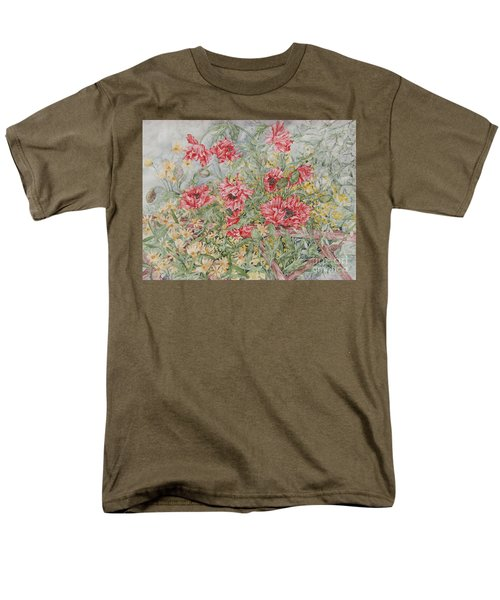 Quiet Corner Men's T-Shirt  (Regular Fit) by Kim Tran