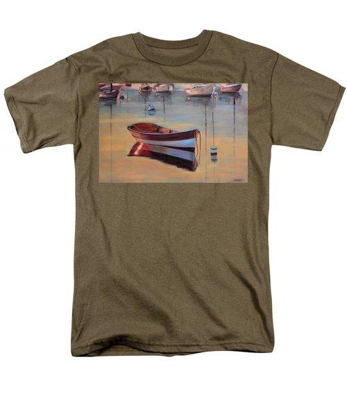 Radiant White Men's T-Shirt  (Regular Fit) by Trina Teele