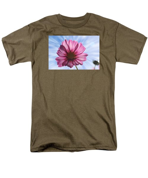 Men's T-Shirt  (Regular Fit) featuring the photograph Radiant Cosmos by Yumi Johnson