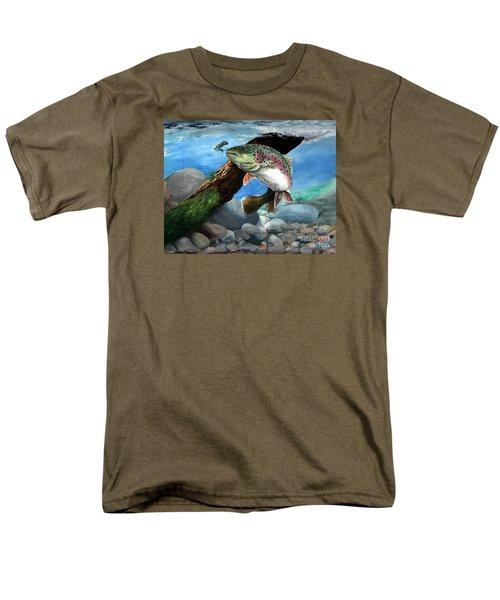 Rainbow Men's T-Shirt  (Regular Fit)