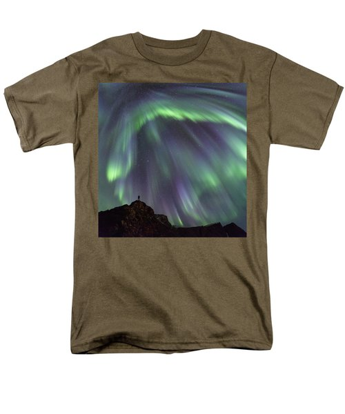 Raining Light Men's T-Shirt  (Regular Fit)