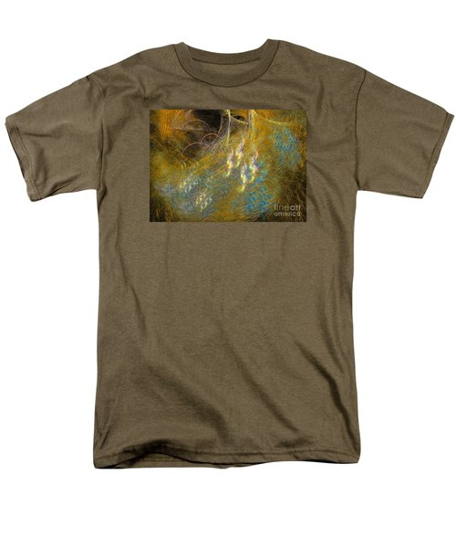 Men's T-Shirt  (Regular Fit) featuring the digital art Recovering by Sipo Liimatainen