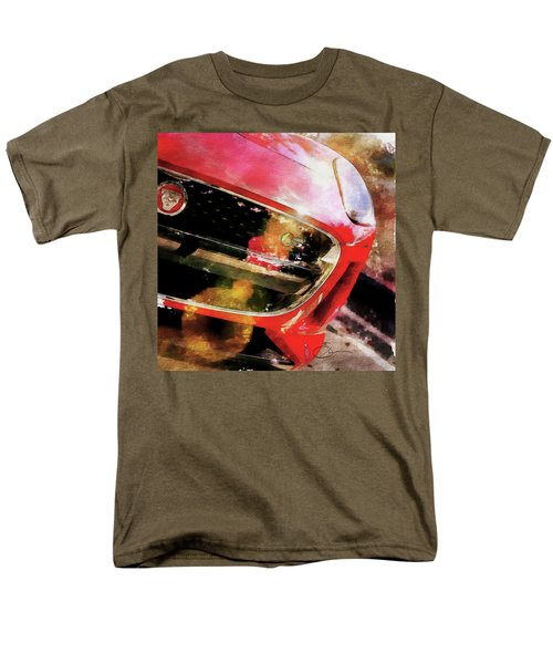 Red Jag Men's T-Shirt  (Regular Fit) by Robert Smith