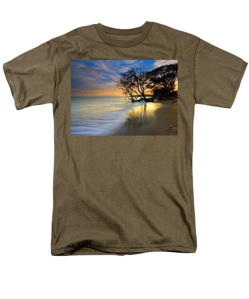 Reflections Of Paradise Men's T-Shirt  (Regular Fit) by Mike  Dawson
