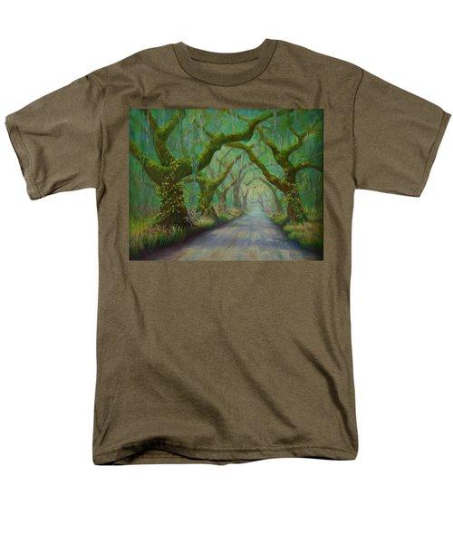Regalia Men's T-Shirt  (Regular Fit) by Dorothy Allston Rogers