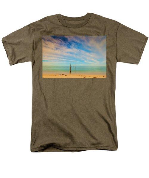 Remenants Men's T-Shirt  (Regular Fit) by David Cote