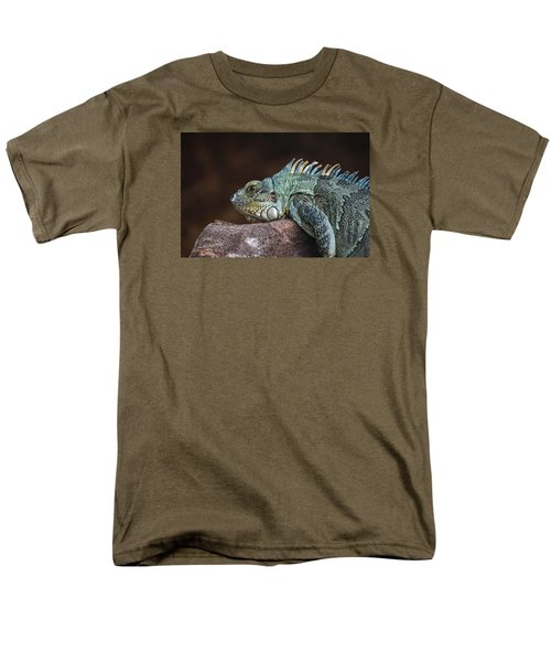 Reptile Men's T-Shirt  (Regular Fit) by Daniel Precht