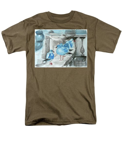 Rest By The Sea Men's T-Shirt  (Regular Fit) by Jasna Dragun