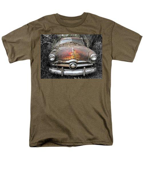Retired Men's T-Shirt  (Regular Fit)