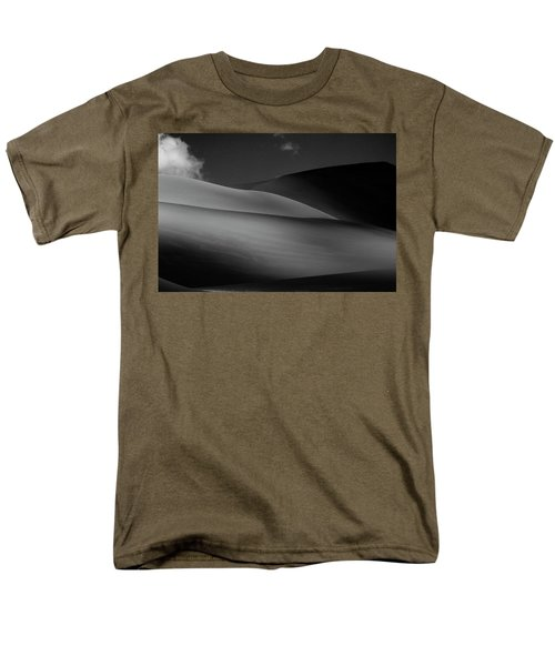 Men's T-Shirt  (Regular Fit) featuring the photograph Ridges by Brian Duram