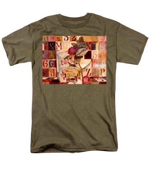 Rise And Shine Men's T-Shirt  (Regular Fit) by Bernard Goodman
